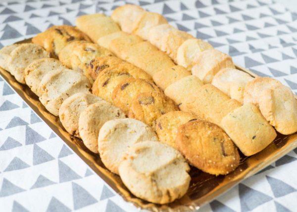 Platou biscuiti